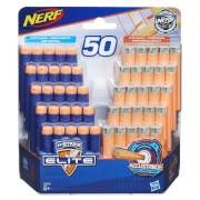 Hasbro C3543EV2 NERF - N-Strike Elite & AccuStrike 50er-Dart-Nachfüllpack, ab 8 Jahren