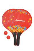 Schildkröt Funsports - BEACH BALL SET XL, im Meshbag,