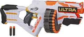 Hasbro E65953R0 Nerf Ultra One motorisierter Blaster, 25 Nerf Ultra Darts # Das Nonplusultra # Nur mit Nerf Ultra One Da