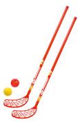Schildkröt Funsports - FUN HOCKEY-SET, (2Schläger 105cm/ Schaft 90cm/ Schaufel 26cm