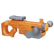 Hasbro B4446EU4 NERF - Star Wars Super Soaker Chewbacca Bowcaster Blaster, ab 6 Jahren