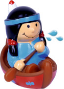 Spritzfiguren Indianer Capt'n Sharky,