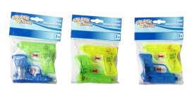 Splash & Fun Wasserpistole, 2 Stück, 50 ml