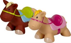 Pony-Spritztiere Mein kleiner Ponyhof, sortiert