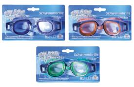 Splash & Fun Schwimmbrille Neon Colour