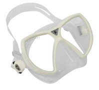 Aqua Lung Tauchmaske Visionflex LX arctic white