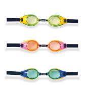 Intex Chlorbrille ''Junior'', UV beständig, 3-8 Jahre, 3 farbig sortiert