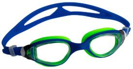Schildkröt Funsports - Schwimmbrille CAPRI Junior 5+ im Carrybag, Farbe:blau-grün