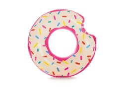 Intex Schwimmreifen Donut Tube, ab 9 Jahre, 107x99cm