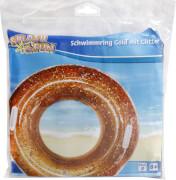Splash & Fun Schwimmring Gold mit Glitter