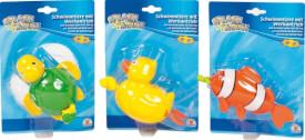 Splash & Fun Aufziehtiere, sortiert
