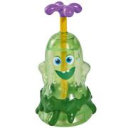 Simba Glibbi - Wasserspritzer ''Splashy'', Kunststoff, ca. 17 cm, grün, ab 3 Jahre