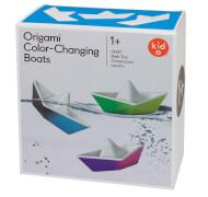Origami Farbwechsel-Badeboote