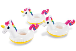 Poolbar Floating Einhorn Set, ca.41 x 20cm