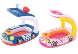 Kinderboot mit Sonnendach Kiddie Car, 98cm