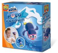 Schwimmender Pinguin