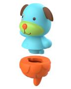 Badespielzeug-Set Flippers Affe und Hund