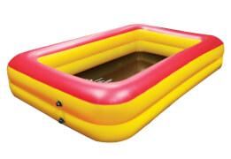 Splash & Fun Jumbo Pool, 254 x 160 x 48 cm