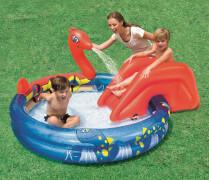 Planschbecken 203x165x73cm ''Viking Play Pool''