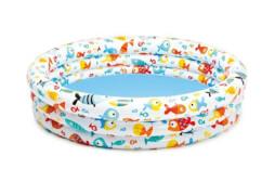 Pool 3 Ring Fishbowl