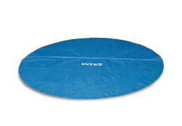 Solarabdeckplane für Easy & Frame Pool # 549cm, Fertigungsmaß: ca. # 538cm