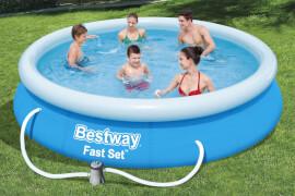 Fast Set# Pool-Set, rund, mit Filterpumpe 366 x 76 cm