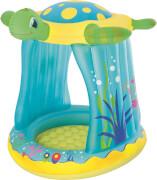 Bestway® - Turtle Play Pool, mit Sonnendach 109x96cm
