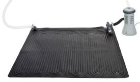 INTEX Solar Matte (Poolheizung), für Pools bis max 30280 l, geeignet für Filterpumpen bis 7.570 l/h. inkl. 32mm Schlauch