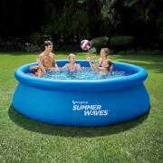 Polygroup - Quick Set Pool 305x76cm rund