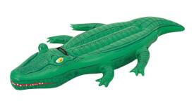 Reittier Krokodil ca. 167 x 89 cm