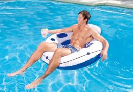 Schwimmsessel Luxury Lounge, # 119cm