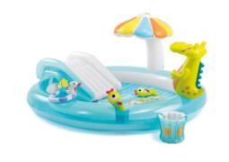 Playcenter  Gator mit Wasserrutsche
