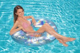 Bestway® - Schillernder Schwimmring
