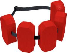 BECO Schwimmgürtel 5 Pads, 15-30 kg