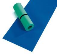 PE-Liegematte farblich sortiert, ca. 180 x 50 cm