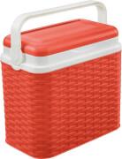 Kühlbox, 10 l Fassungsvermögen, orange