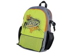 NERF Outdoor Rucksack, ca. 44x 25x18 cm,25l Fassungsvermögen, Polyester 190T, 2 Fronttaschen +2 elastische Schlaufen für