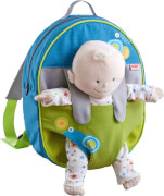 HABA Kinder-Puppenrucksack Sommerwiese