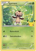 AMIGO 25034 Pokémon 25th Anniv Oversized Kalos