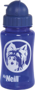 Mc Neill Getränkeflasche 350 ml. blau