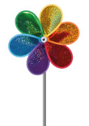 Glitter Bloom Windspiel ca. 29,5 x 55 cm