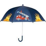 Playshoes Regenschirm Feuerwehr