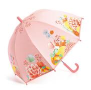 Regenschirm: Gartenblumen