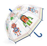 Regenschirme: Roboter