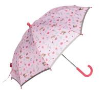 Sigikid 25150 Regenschirm Biber COLORI