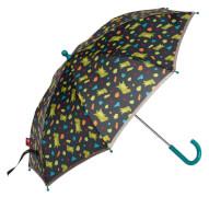 Sigikid 25151 Regenschirm Drache COLORI