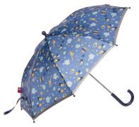 Sigikid 25152 Regenschirm Elefant COLORI