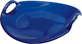 AlpenUfo Teller blau
