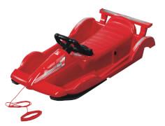 Alpengaudi - 1-Sitzer-Bob AlpenRace, rot