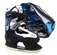 Hudora 43021 - Schlittschuh-Set HD 2010, blau, Größe 28-31, ab 3 Jahren